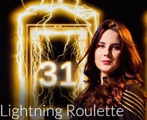 Spela Lightning Roulette på Mr Green!