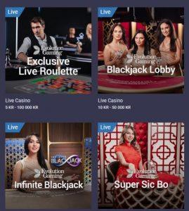 Därför är Live Roulette bättre än landbaserat casino!