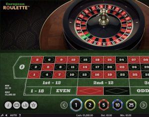 European Roulette i ett nötskal