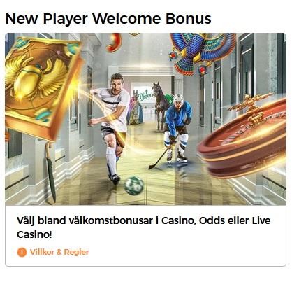 Spela European Roulette hos Mr Green Casino!